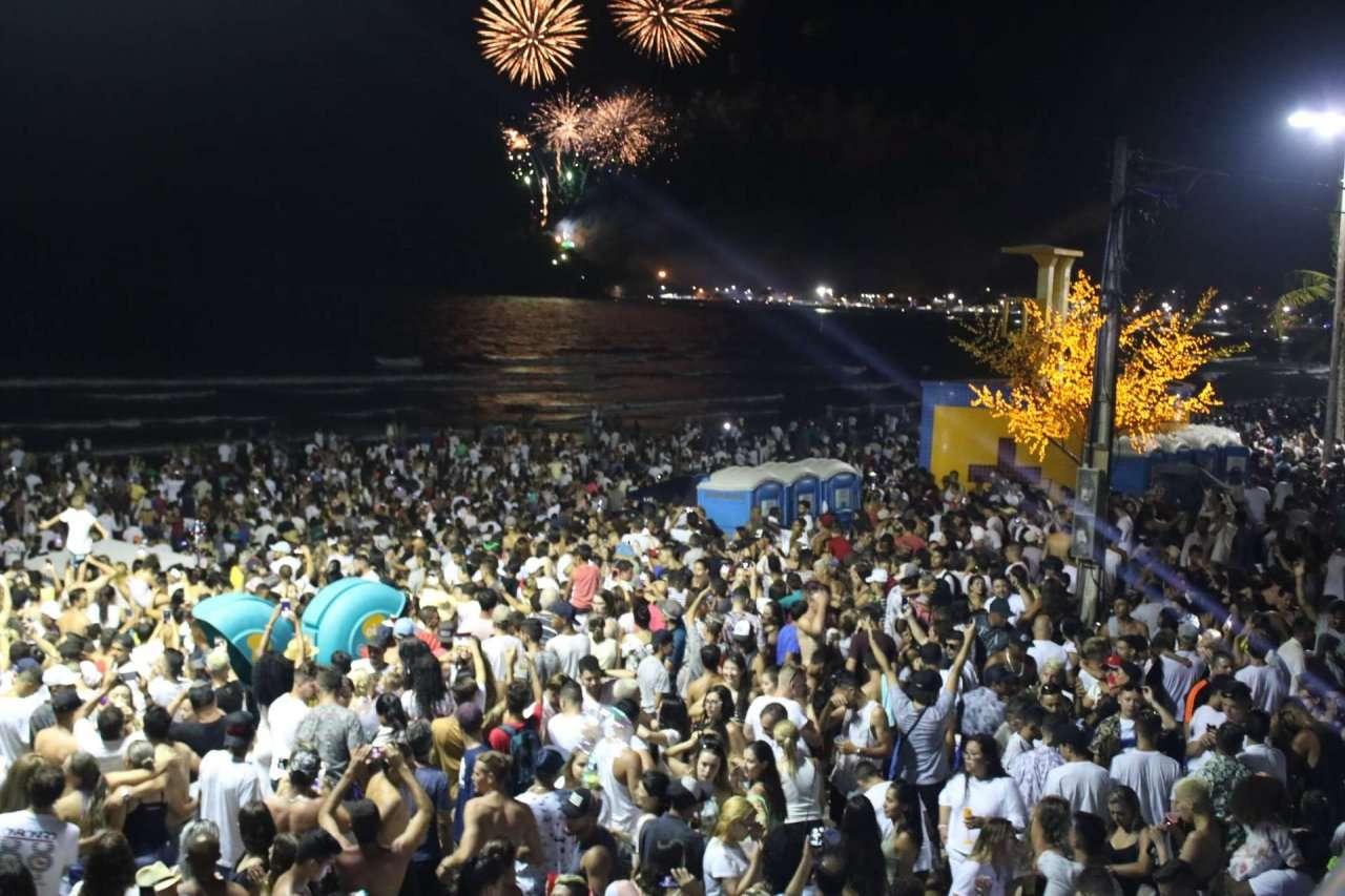 FESTAS DE RÉVEILLON ESTÃO CANCELADAS EM GUARATUBA E MATINHOS