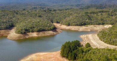 Chuvas não recuperam níveis de reservatórios de água na RMC
